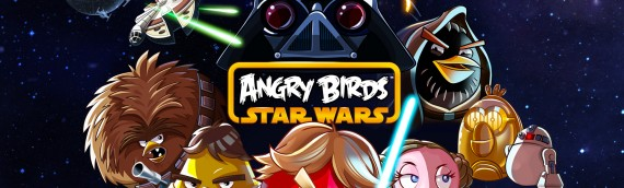 Angry Birds Star Wars Wallpaper Angry Birds 570x172 C Youth Group Games