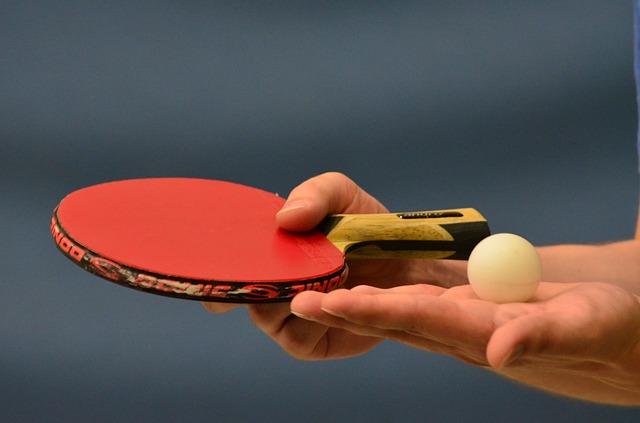 ping pong indoor baseball