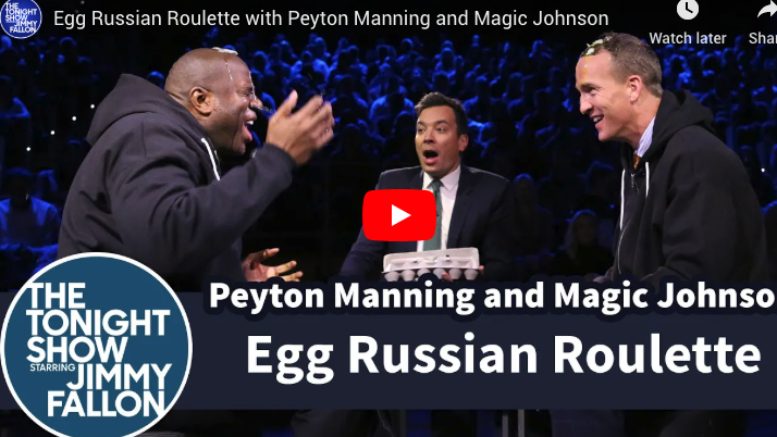 Egg Russian Roulette Game
